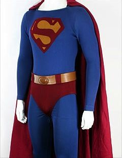 Tyranny Of Style Tyranny Of Style Superman Costumes Superman Costume Design