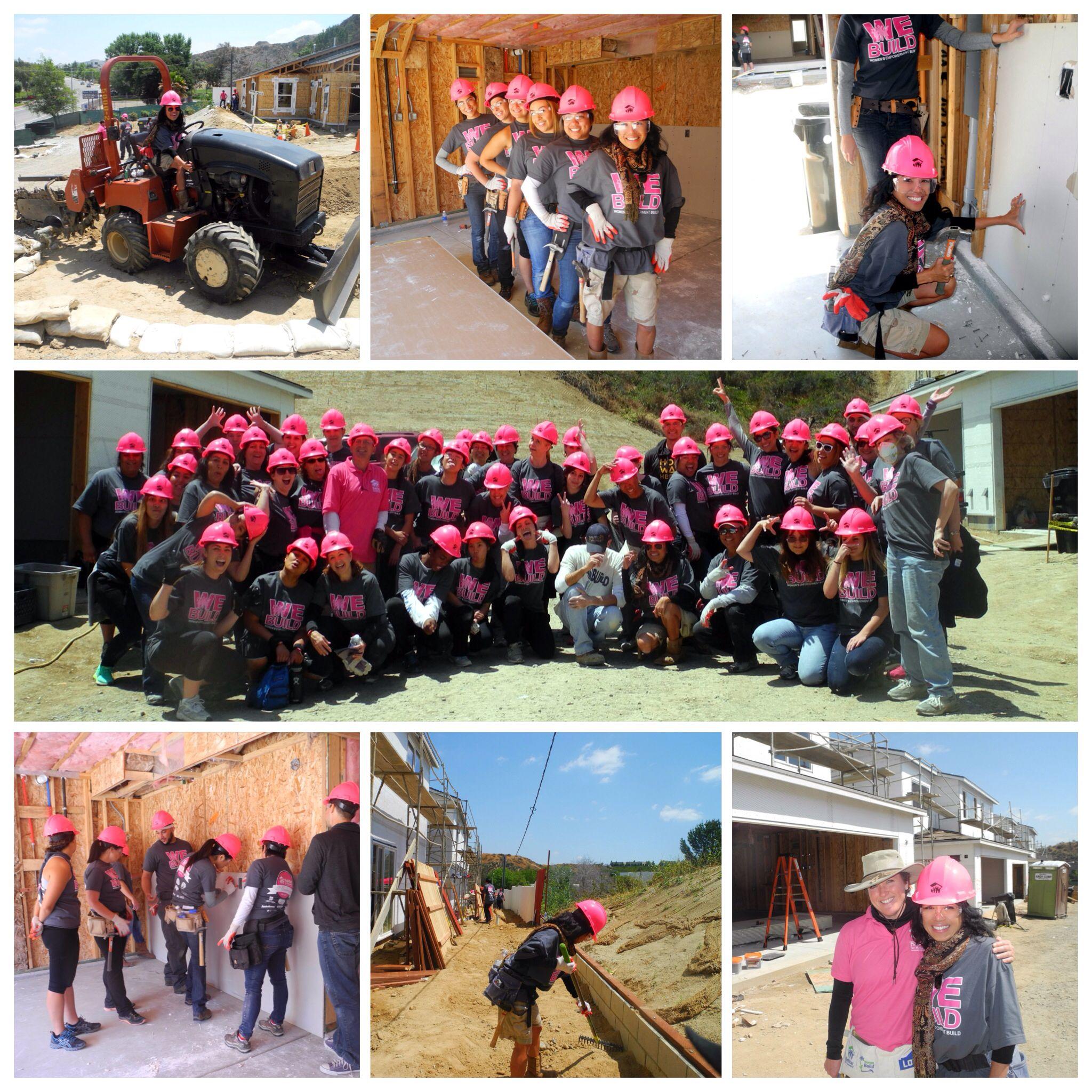 2015 We Build Habitat For Humanity Nicky Dare Napw