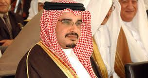 ولي عهد البحرين وزعيم المعارضة الشيعية سلمان فى لقاء Quot تميز بالصراحة والشفافية التامة Quot