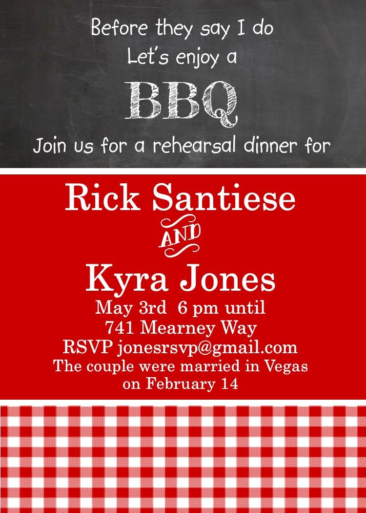 Exclusive to | rehearsal dinner invitations | Pinterest | Engagement ...