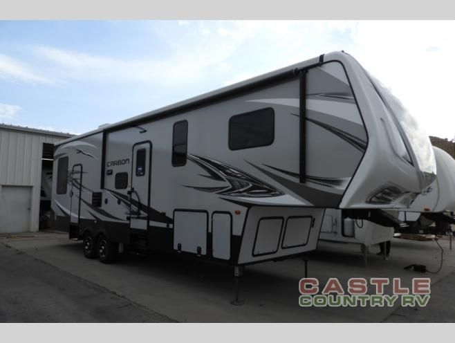 New 2019 Keystone Rv Carbon C337 Toy Hauler Fifth Wheel At Castle