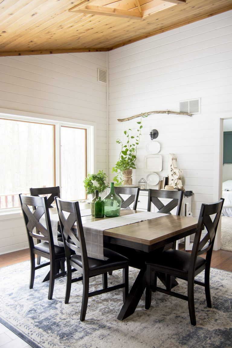 Winter To Spring Dining Room Decor Ideas Dining Room Accessories Simple Dining Table Modern Dining Room Simple diningroom design ideas