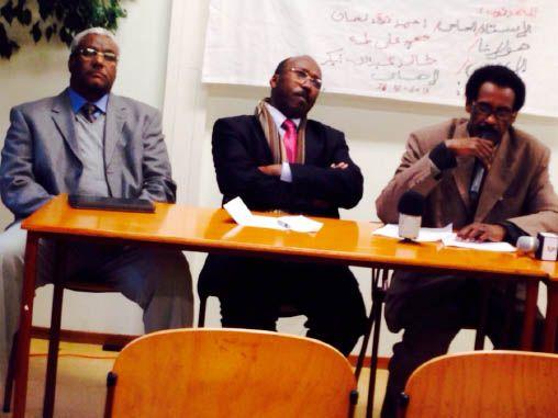 تقرير عن ندوة حركة العدل والمساواة السودانية بهولندا