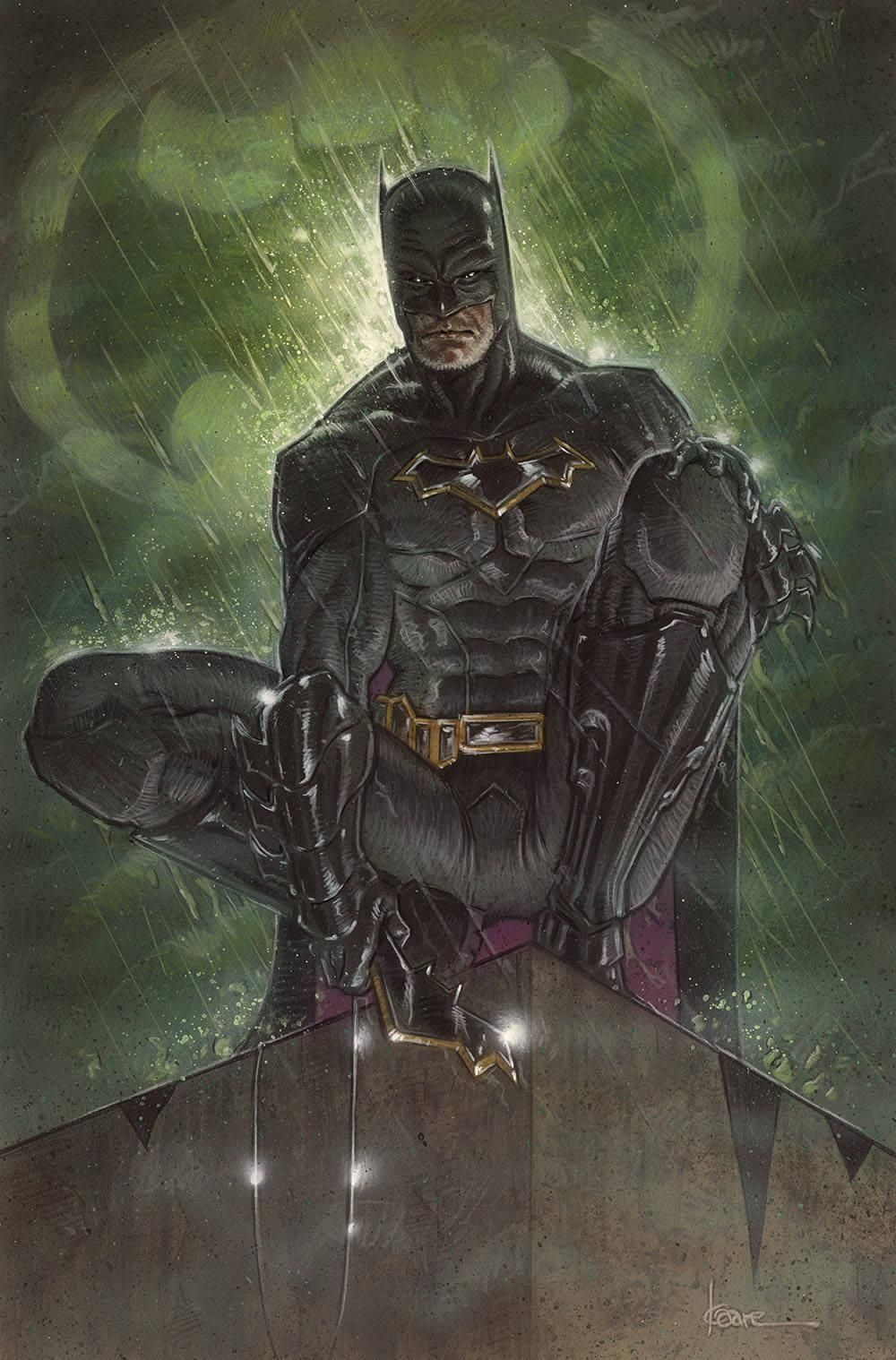 BATMAN #53 1st print Tom King Kaare Andrews Variant DC Comics NM 2018