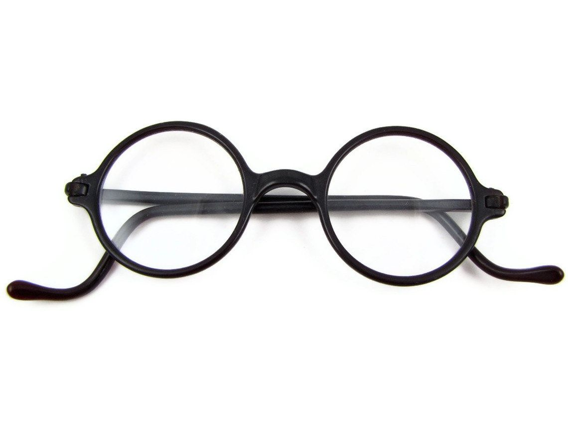 20b6094b77da Wizard Vision - Vintage 1930s-40s Round Windsor Spectacles