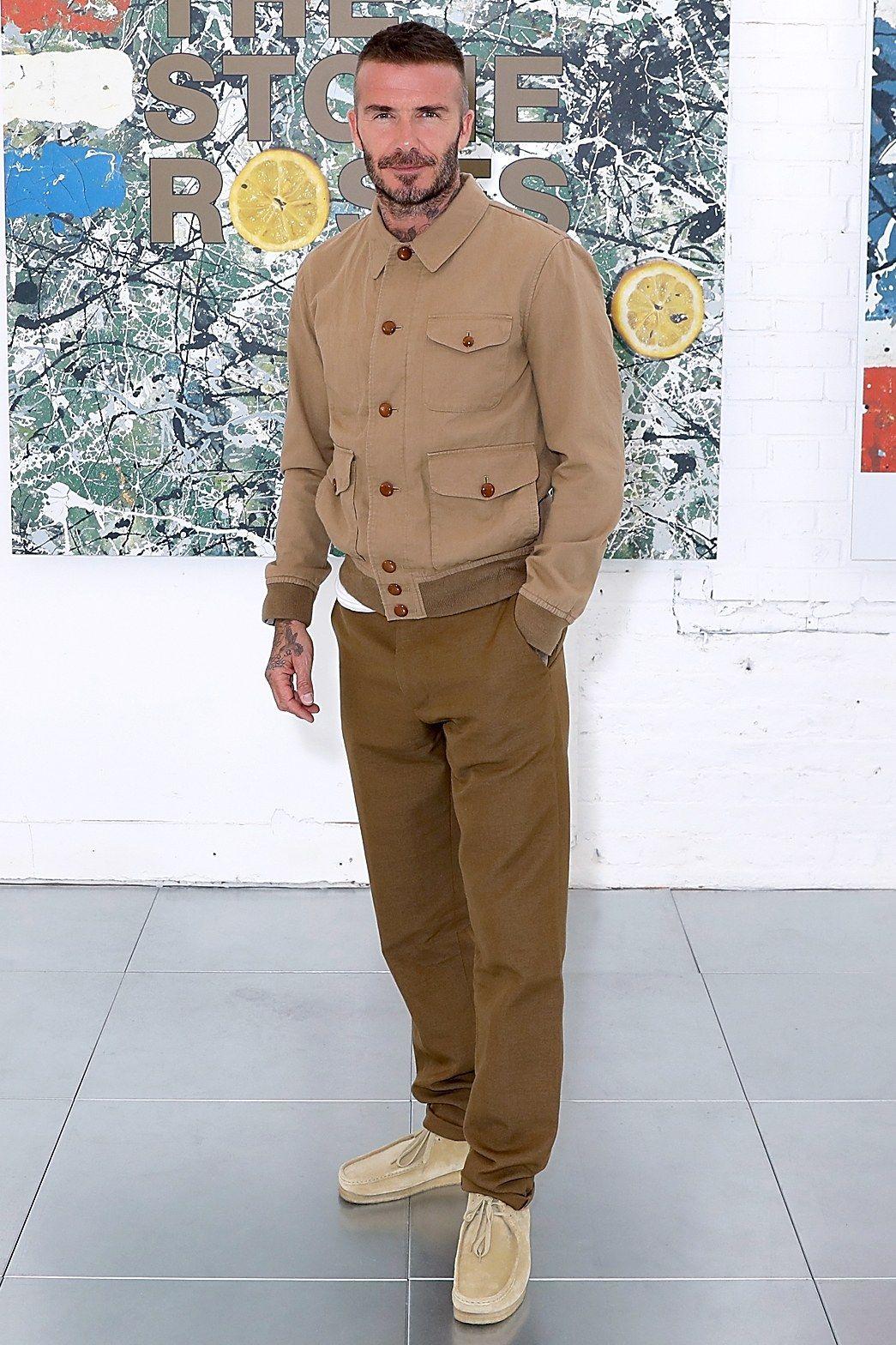 2e02efb2801 WHO  David Beckham Мода Для Полных Людей