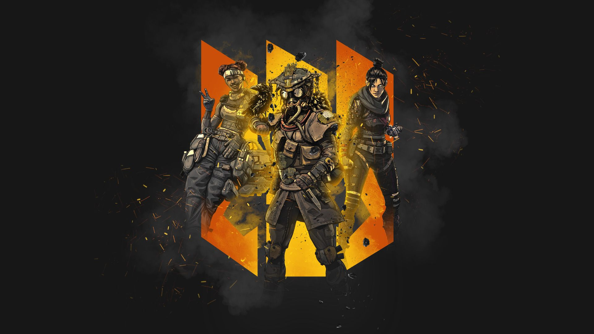 Pin On Apex Legends 4k Wallpapers