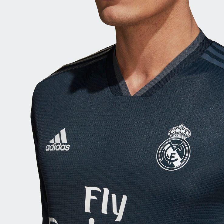 507e510b7 Real Madrid 18-19 Away Kit Released - Footy Headlines