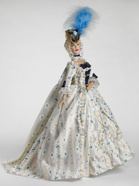Tonner doll: Rose of Versailles