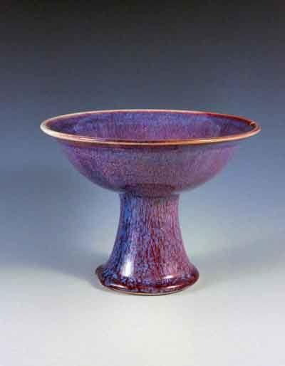 Pottery And Ceramics Glaze Flambe Ceramic Arts Daily Ceramic Glaze Recipes Colorful Pottery