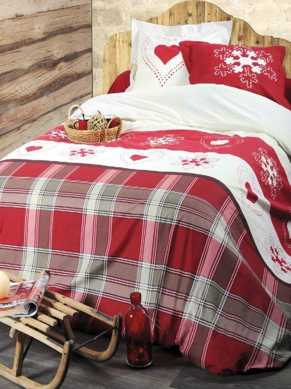 Housse De Couette Montagne Et Chalet Decoration Interieure Chalet Housse De Couette Deco Chalet Montagne