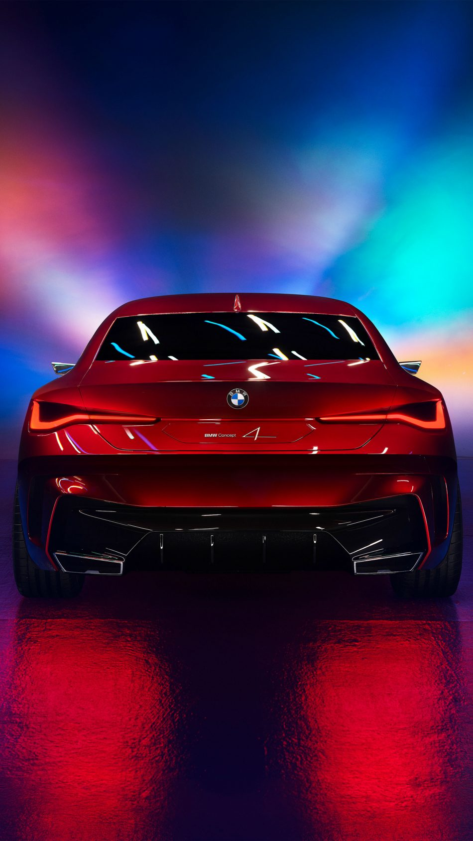 Bmw Concept 4 2019 4k Ultra Hd Mobile Wallpaper In 2021 Bmw Concept Bmw Wallpaper Bmw