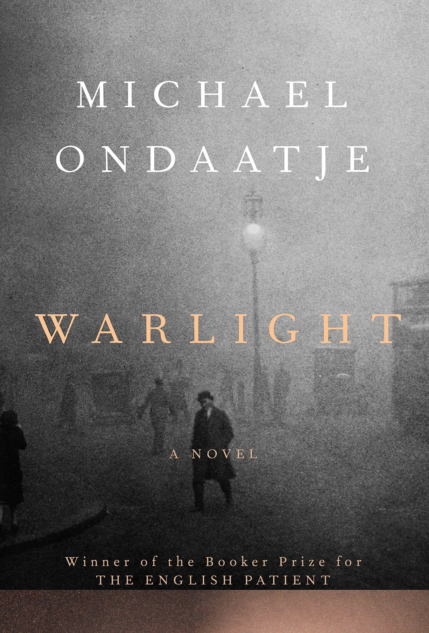 Warlight: A novel: Michael Ondaatje #books