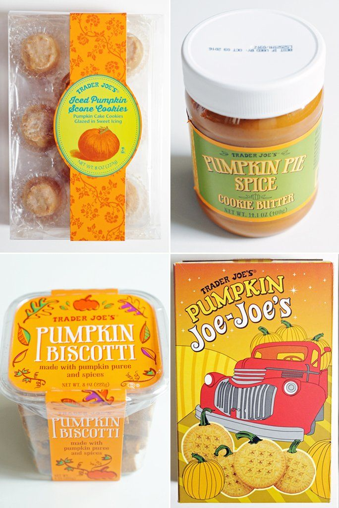 22 Trader Joe\'s Pumpkin Spice Foods, Ranked From Worst to Best ...