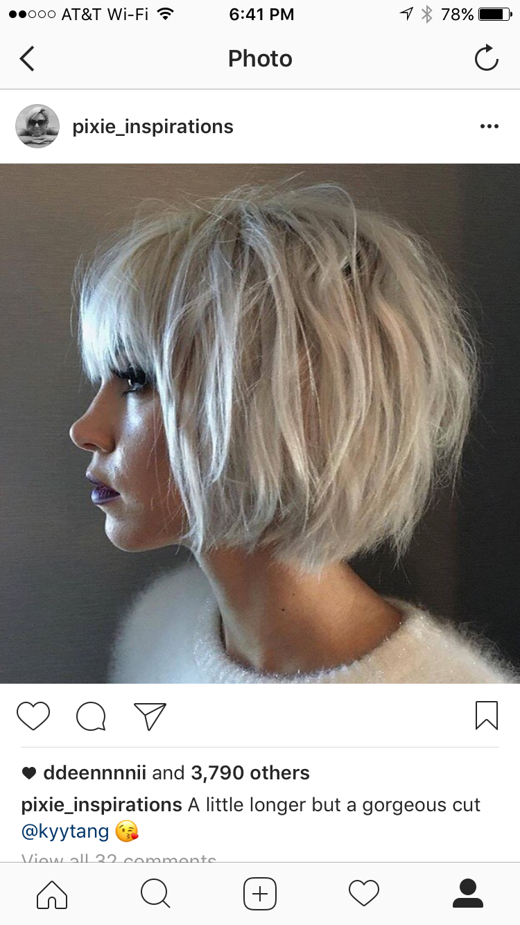 Pin by ainsleigh searle on hair envy pinterest hair style