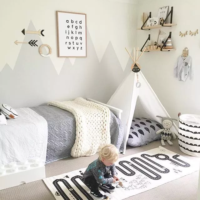 16 Scandinavian Kids Bedroom Designs Children Room Boy Big Kids