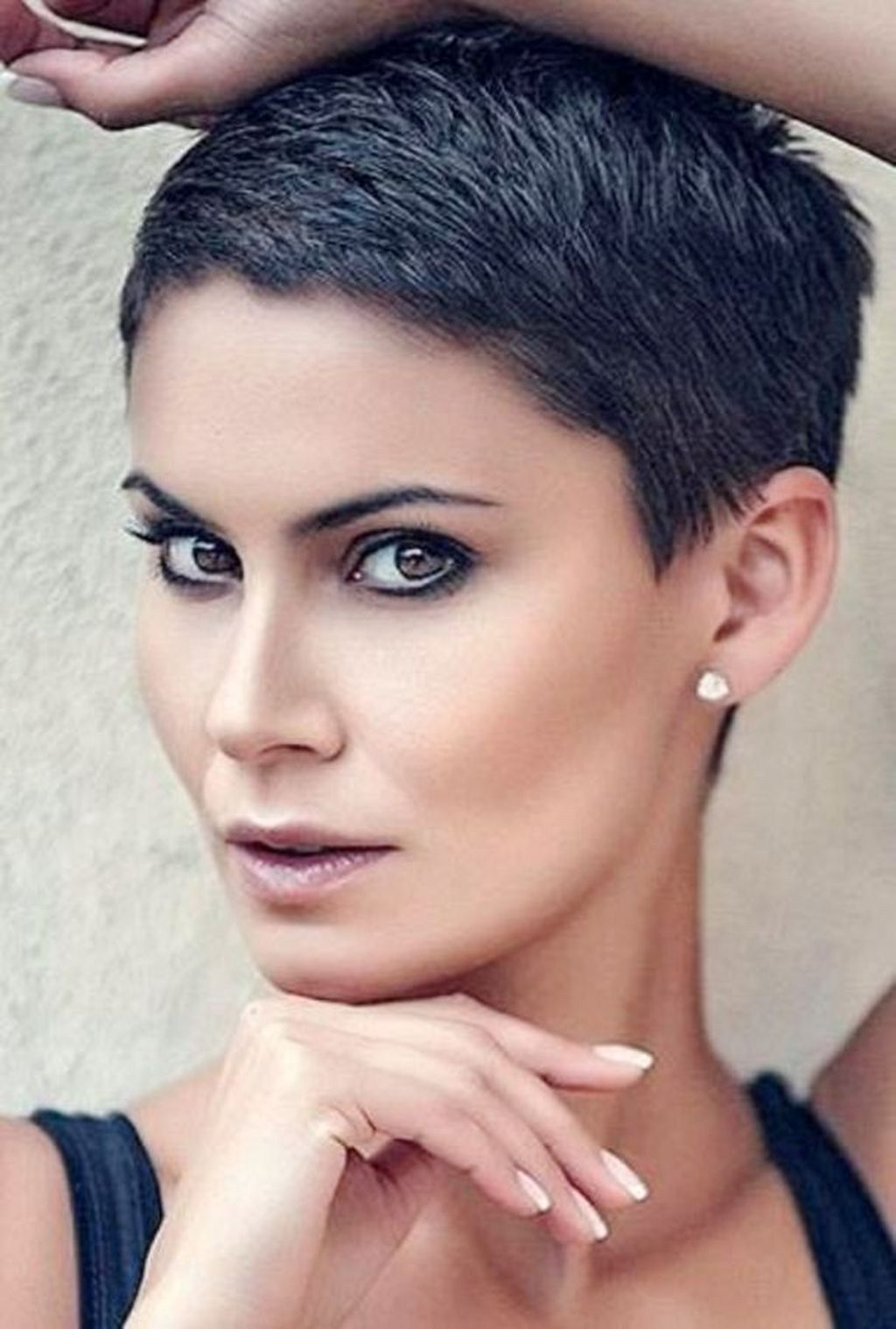 Fashionable Pixie Haircut Ideas For Spring Hair in