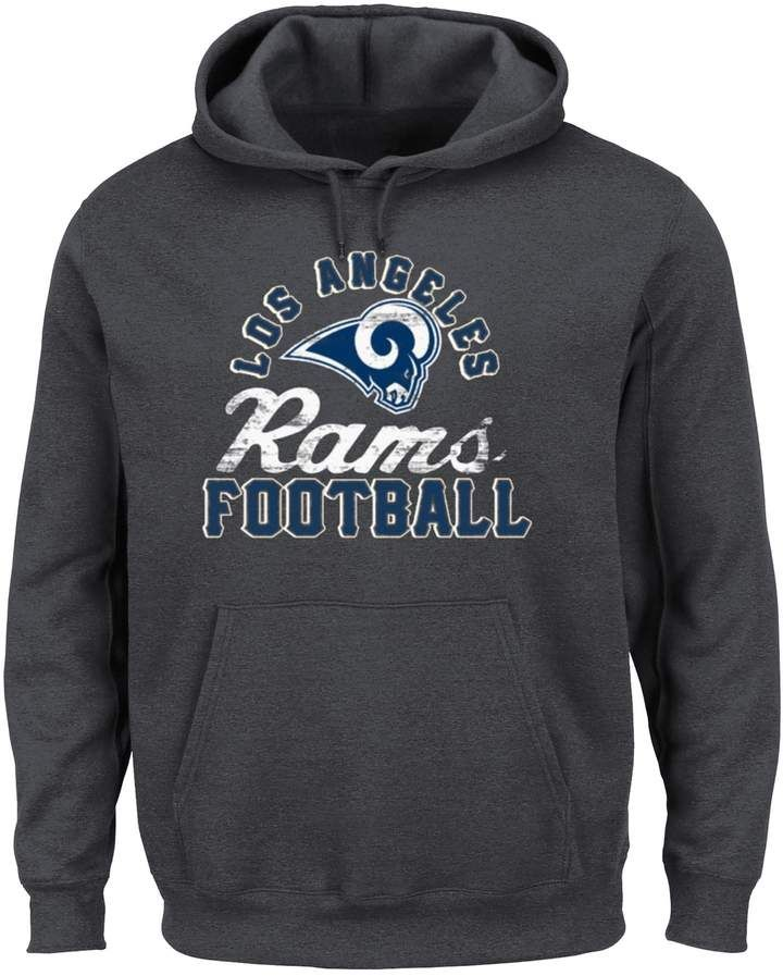 Cheap Big & Tall Los Angeles Rams Kick Return Hoodie in 2019 | Products