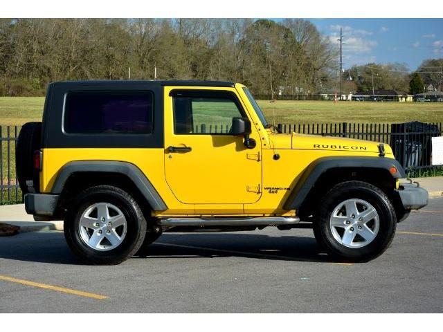 2009 Jeep Wrangler Rubicon 2009 Jeep Wrangler Jeep Wrangler
