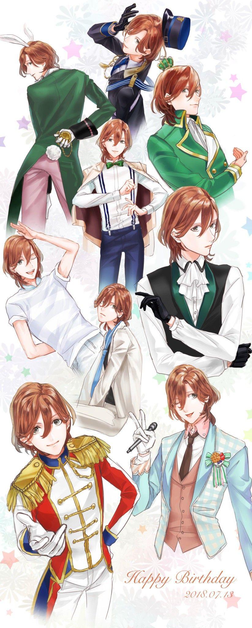 Pin By 風 凜 On 歌王子 D Cute Anime Guys Uta No Prince Sama