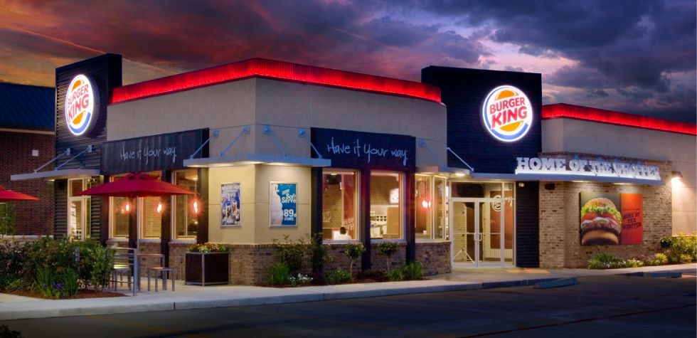 Case Studies Design Exterior Design Burger King