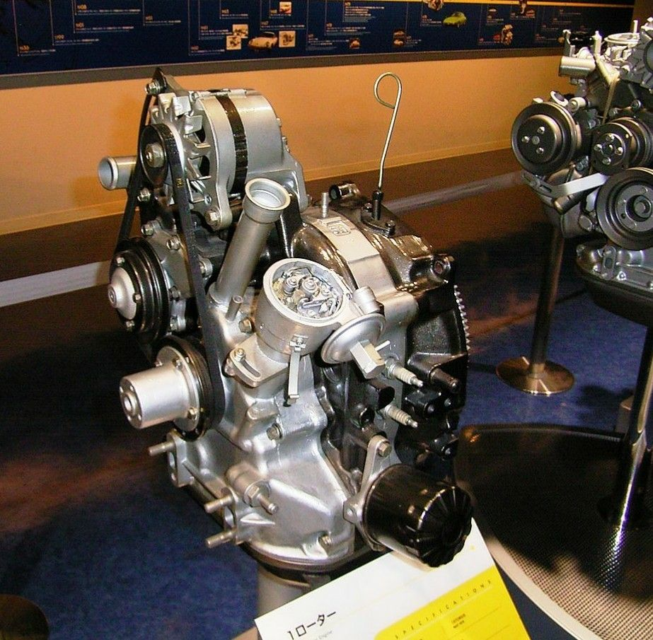 Dc F F Bdddc on Mazda 13b Rotary Engine Aircraft