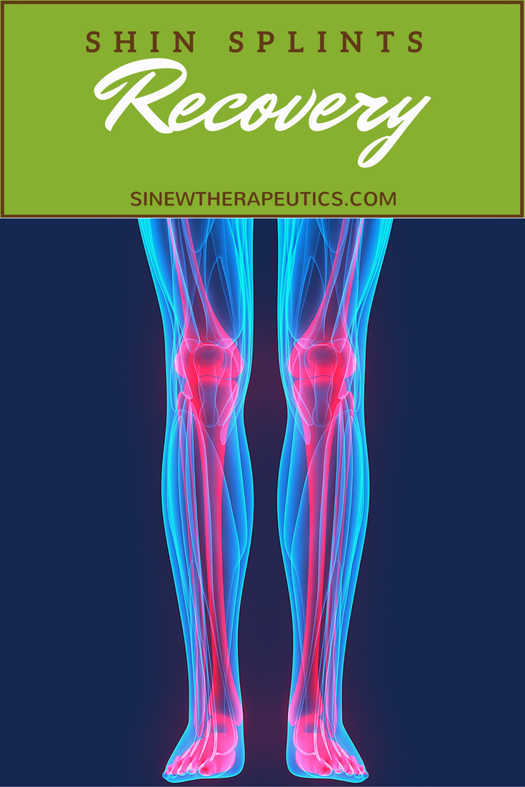 Shin Splints Recovery During The Chronic Stage It Is Very