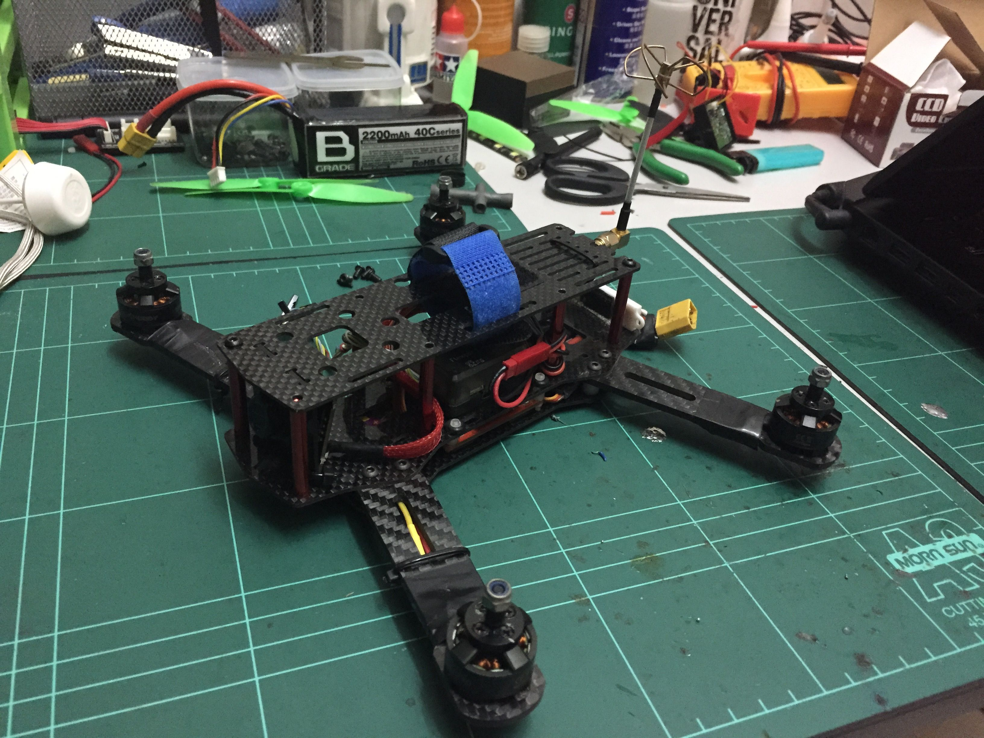 Pin van W Siew op Racing Drone Rotor