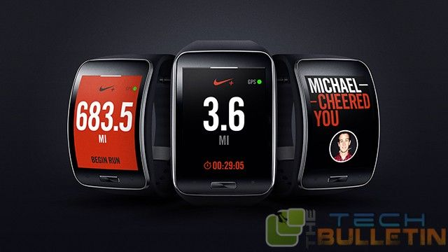 Nike launches Nike+ running app for the Samsung Gear S