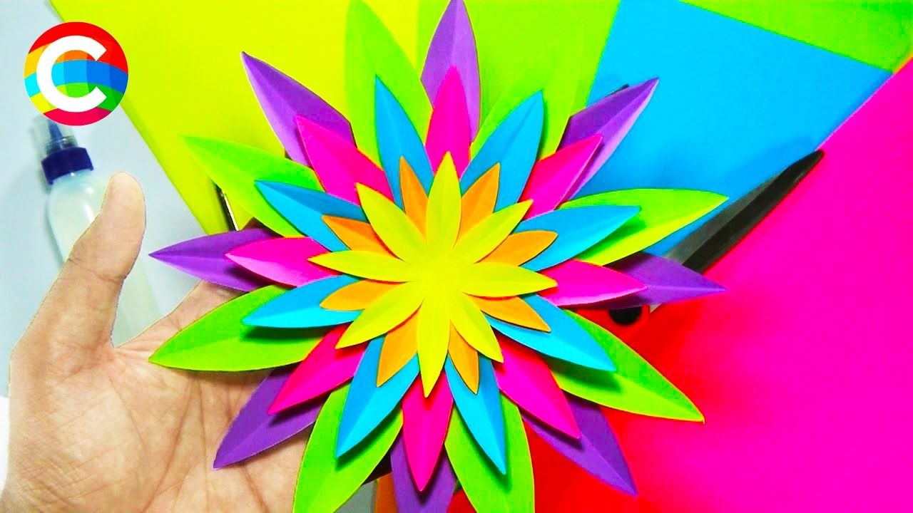 Pin By Radha Sharma On Flower Ball Paper Flowers Paper Flowers