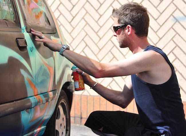 9 tips to prepare for a diy paint job autos pinterest cars painting a car can cost a small fortune if you pay another person to do it for you however if you take on the task by yourself you can save a lot solutioingenieria Images