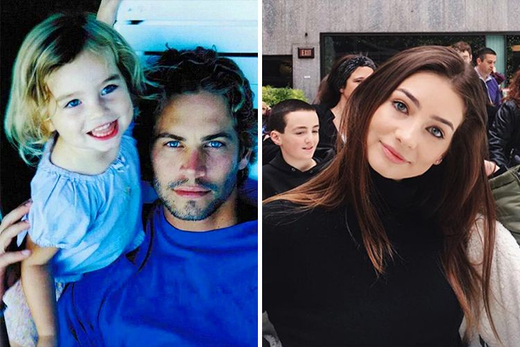 Meadow Walker Daughter Of Paul Walker Deceased Way Too Young Beautiful Young Woman Model And Following In Father S Fo Bamboo Pajamas Celebs Meadow Walker