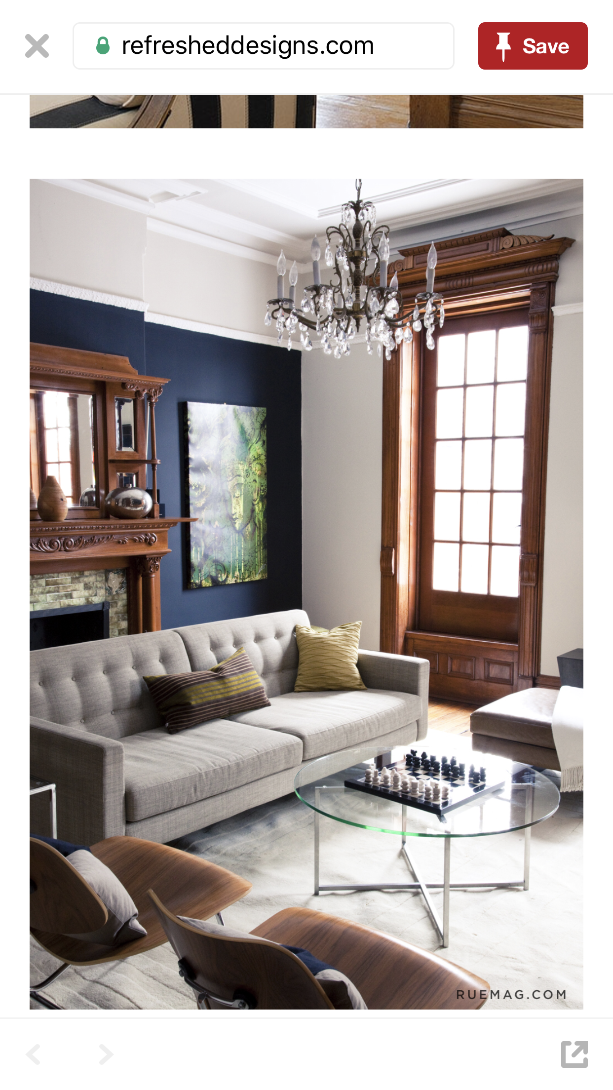 Pin by Kaylee Vankirk on New home ️ Living room paint