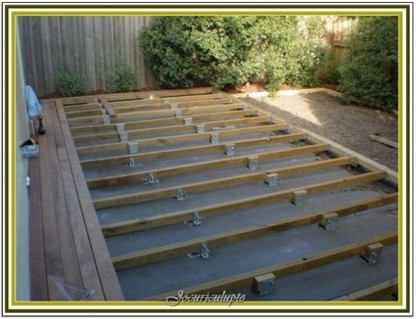 Deck Tiles Over Concrete Slab Patio Pinterest