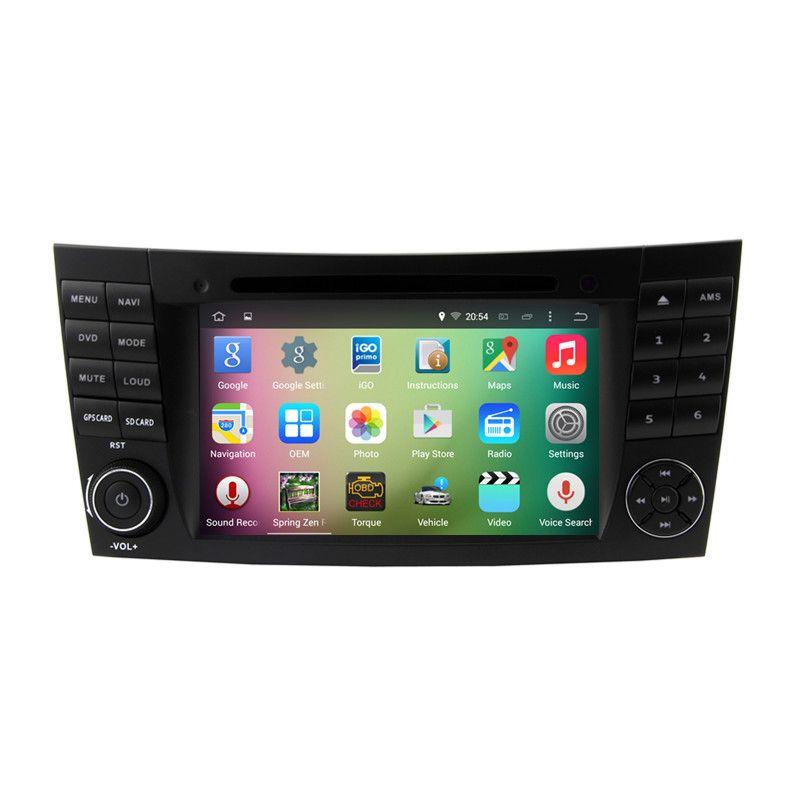 "7"" Android 5.1 Quad Core Car Stereo Audio Autoradio Head"