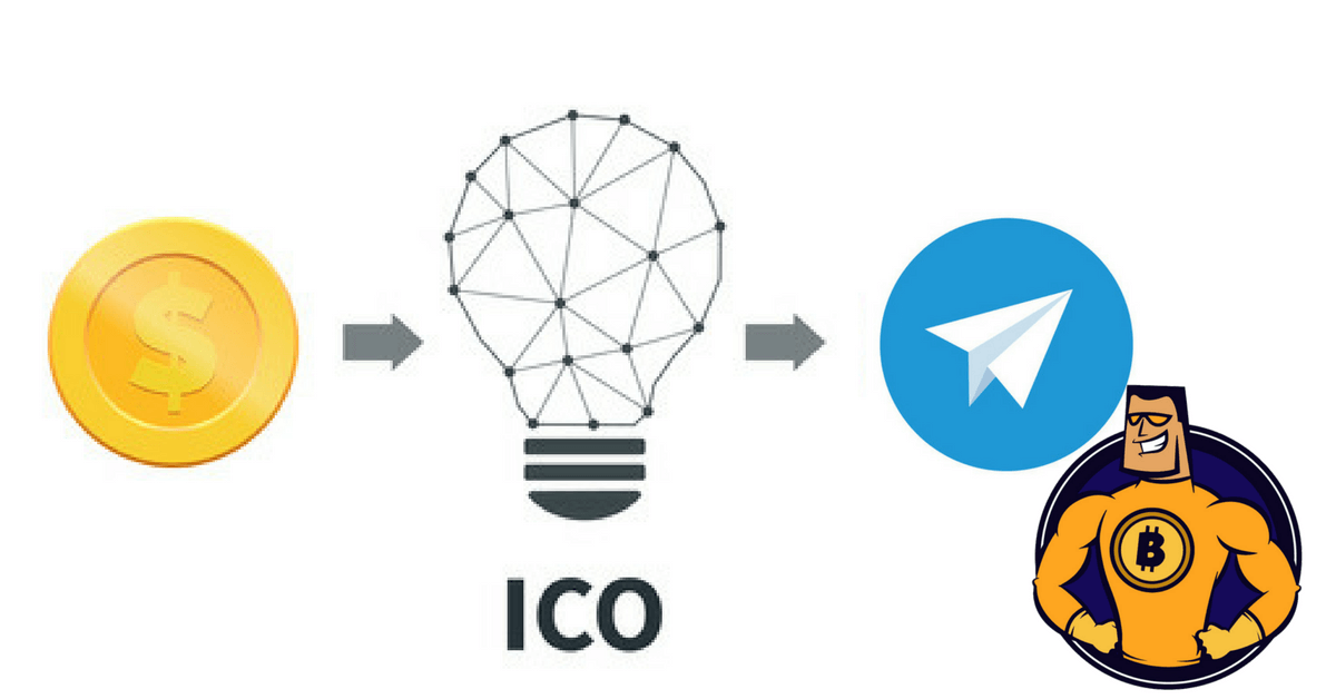 Telegram ICO Die private NachrichtendienstApp Telegram