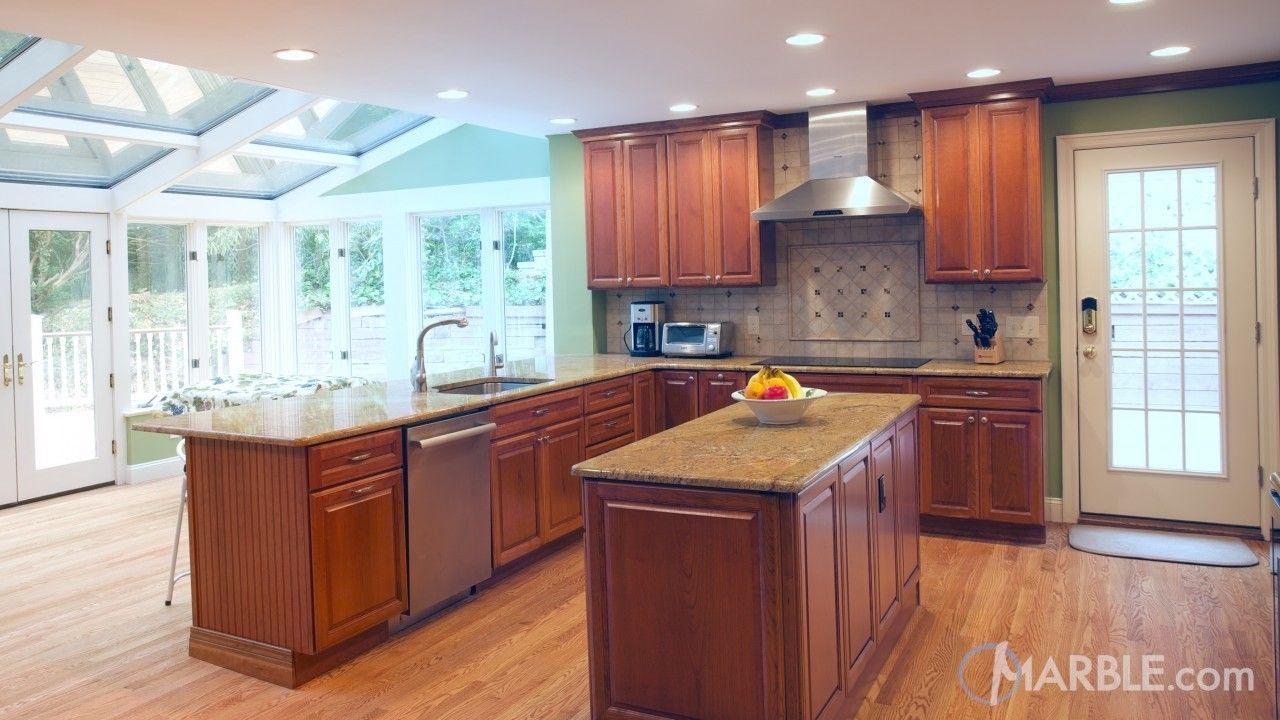 Tiberious Granite Kitchen Coutnertop