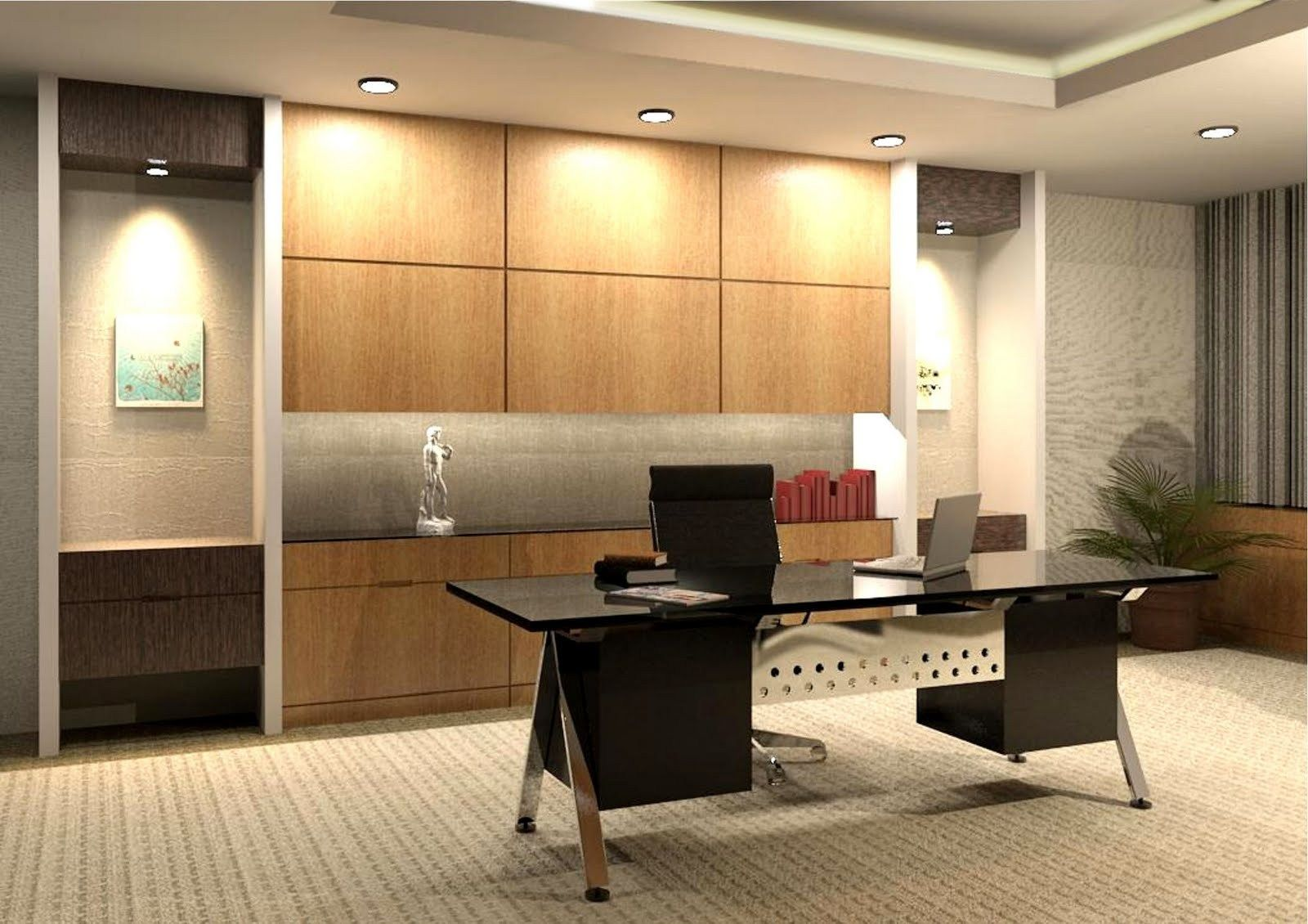 Office Room Interior Personal Office Room Interior Design Photos