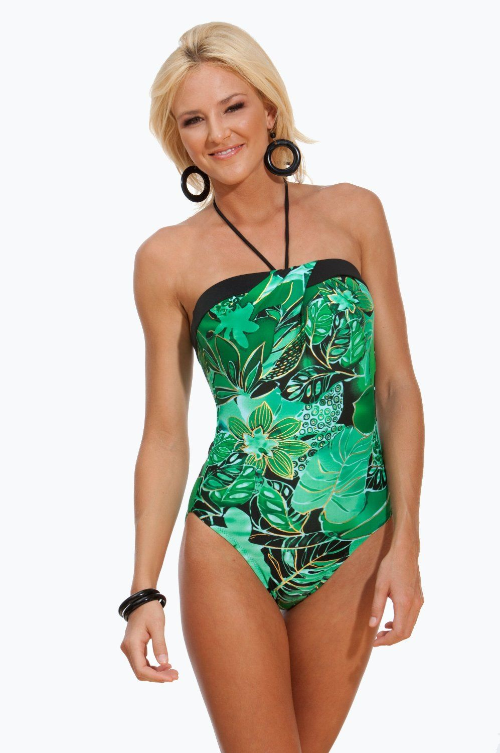 Energy: Strapless One Piece