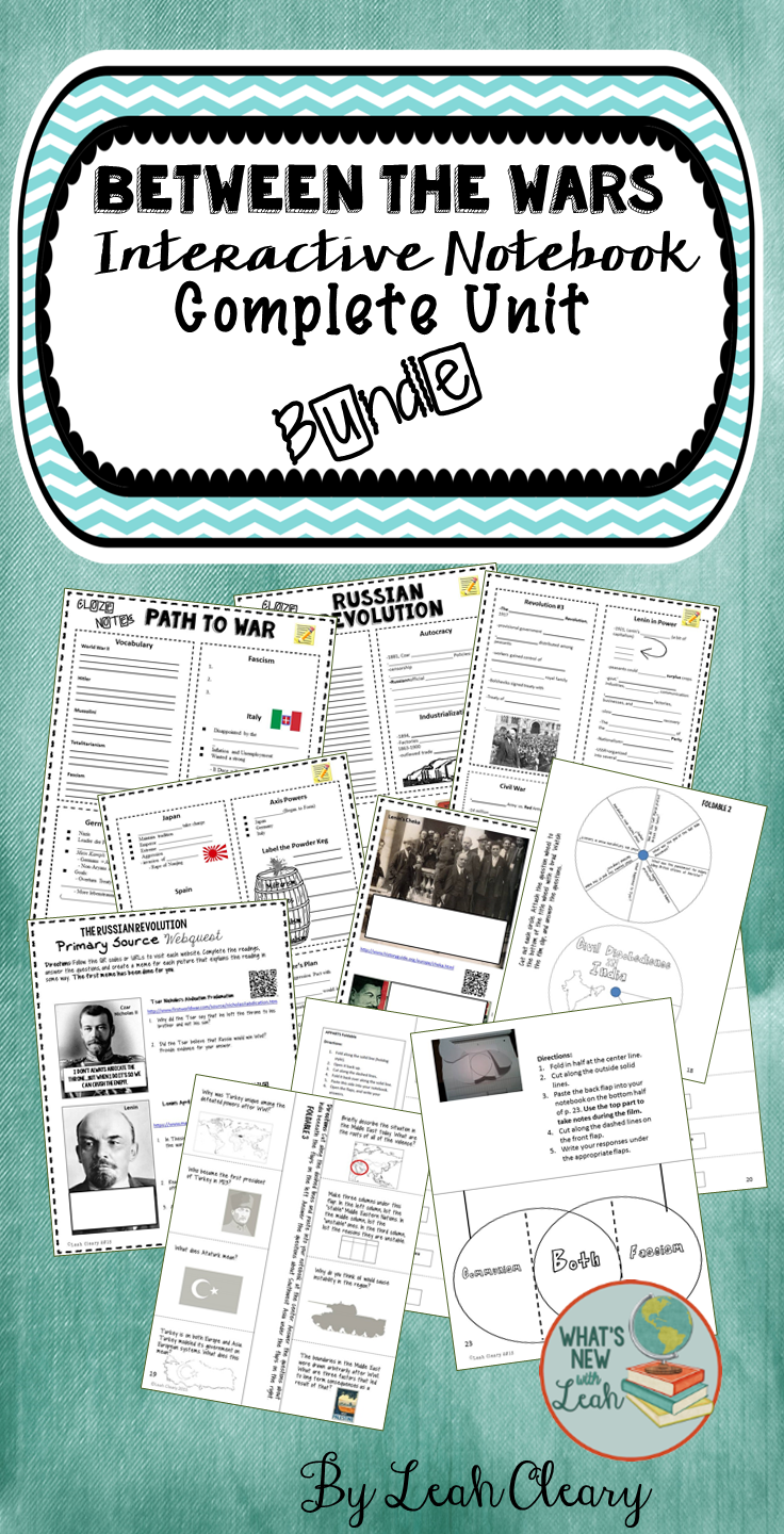 Plotorial Interactive Notebook Activity Manual Guide