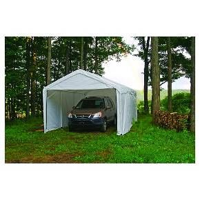 Shelter Logic 10x20 Canopy Enclosure Kit No Frame Target Com 84 99 Carport Deck Fence Ideas Canopy Tent Canopy Outdoor Canopy