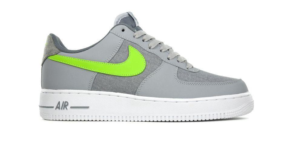 5980783ba882 air force 1 grey green ++ nike