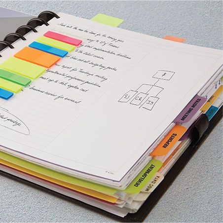 Tul Writing With Images Notebook Organization Work Notebook