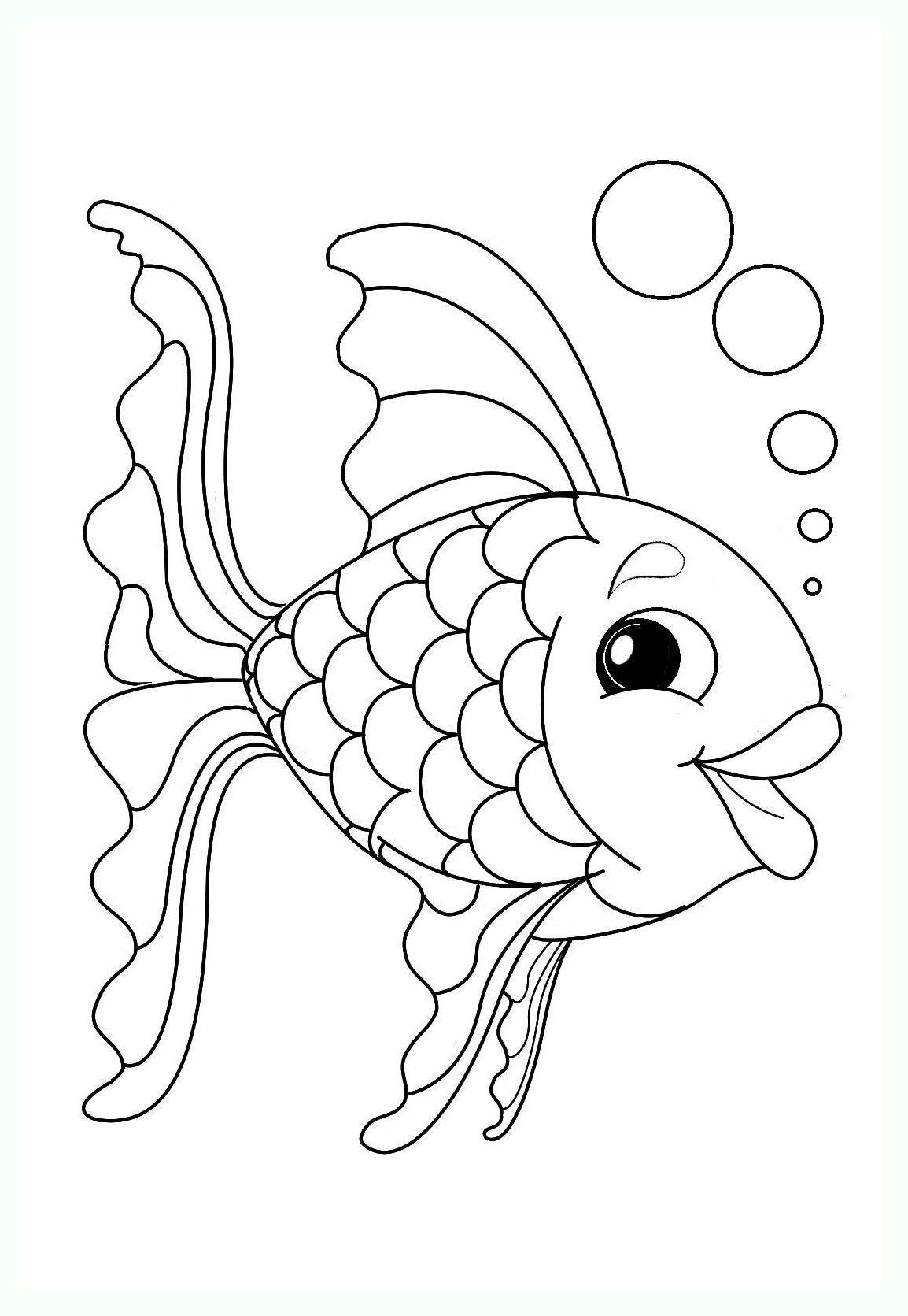 fisch ausmalen | fischlexikon