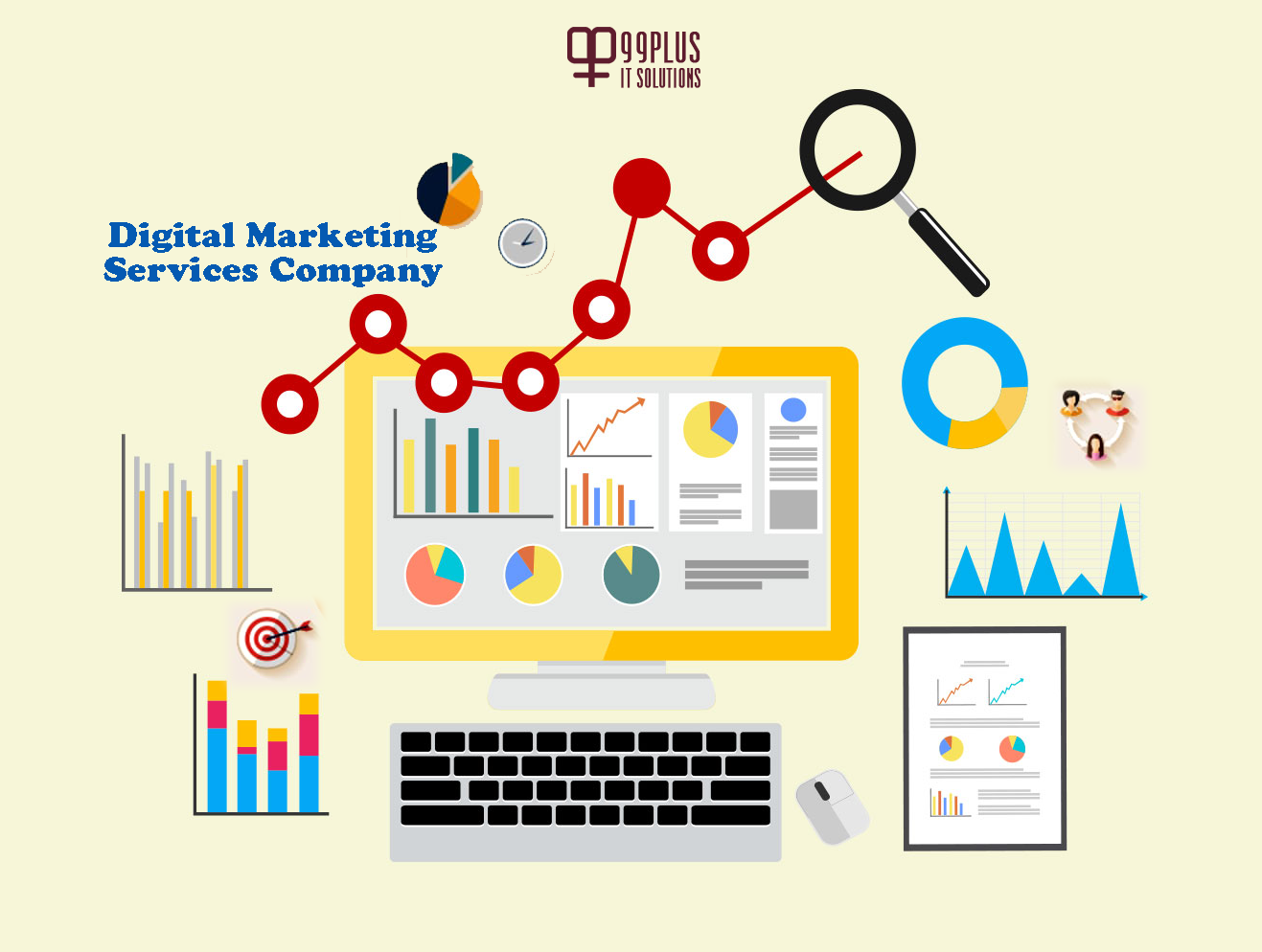 We provide best digital marketing services like search