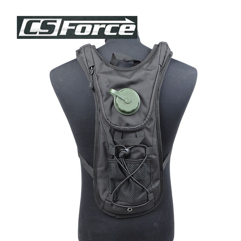 f22e6cfcca 2.5L Bottle Pouch Tactical Hydration Backpack Water Bag Camping Camelback  Bicycle Mochila de Hydration Molle Hiking Water Pouch