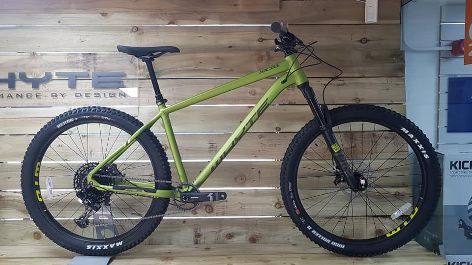 Finally The Wait Is Over The Much Anticipated 2020 Whyte 905 Has