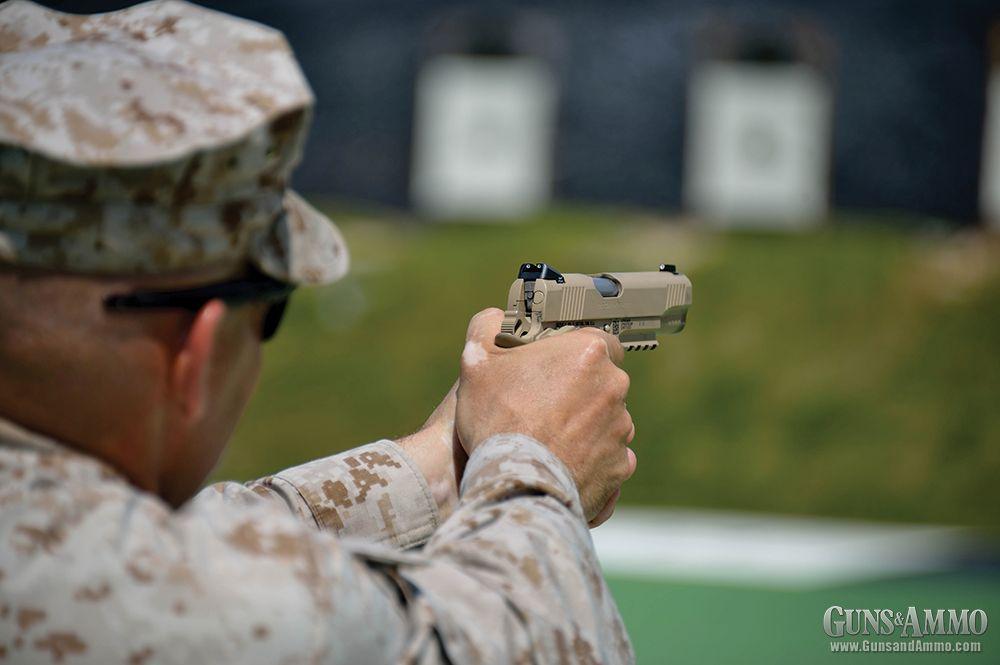 Colt M45A1 CQBP Marine Pistol #gunsammo
