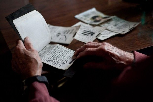 WWII stories from the greatest generation