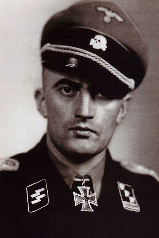 Ss Hauptsturmführer Ludwig Kepplinger Greatness Wwii World War